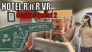 Hotel R'n'R Is A VR Rockstar Simulator   Oculus Quest 2 Gameplay