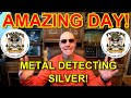 Metal Detecting for Silver v.2 | CTX 3030 & XP Deus | Amazing Day!