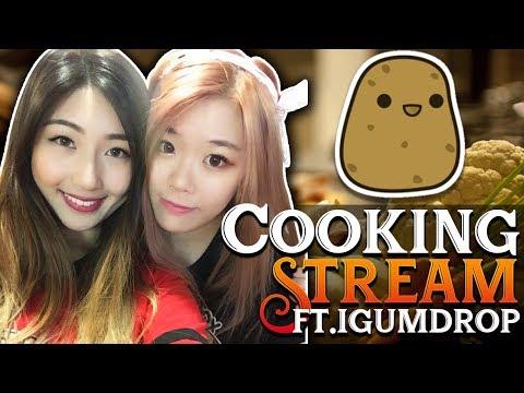 Cooking Stream ft. iGumDrop