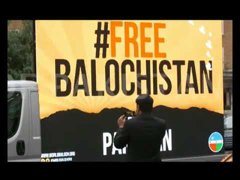 World Baloch Organisation launches mobile awareness campaign in London - Balochistan News