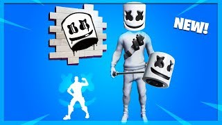 The NEW Marshmallow Skin Bundle In Fortnite!