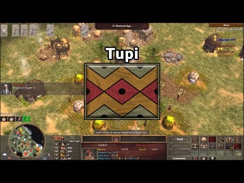 Alucard - Tupi Best-of-Three | Wars of Liberty Multiplayer