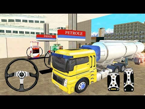 Oil Tanker Transport City Simulator (by Gaming Sole Studio) Android Gameplay [HD]