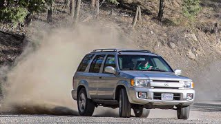 2003 Infiniti QX4 Review: Is This the overlanding 4x4 we were looking for?