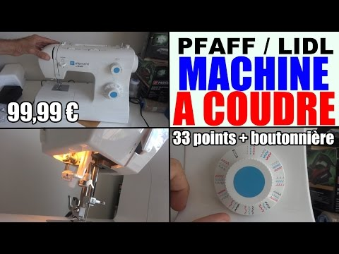 how to thread a pfaff 1050s sewing machine doovi. Black Bedroom Furniture Sets. Home Design Ideas