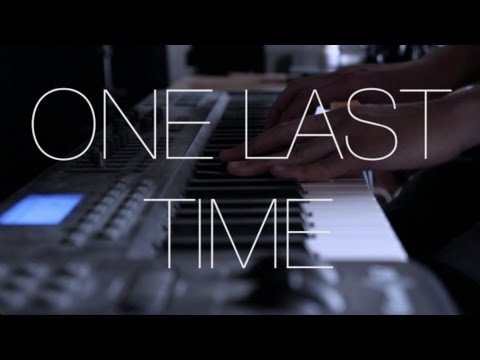 One Last Time - Ariana Grande (Cover by Travis Atreo)