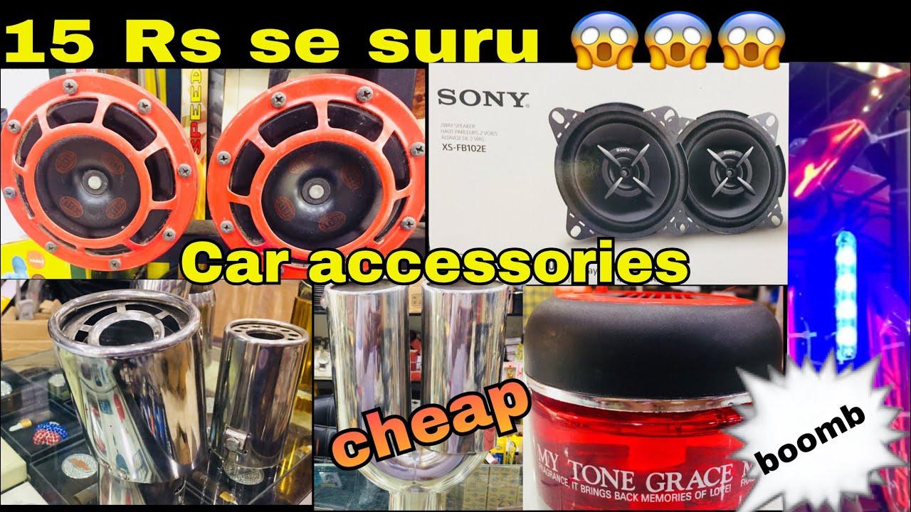 Cheapest Car Accessories Market In Delhi Whalesale Retail Car