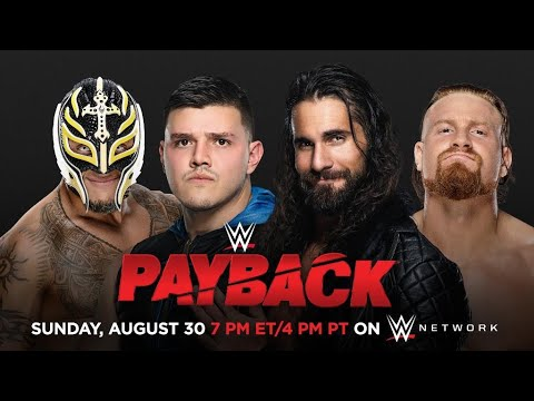 Seth Rollins Murphy vs Rey Mysterio Dominik Booked | WWE Payback | Reaction