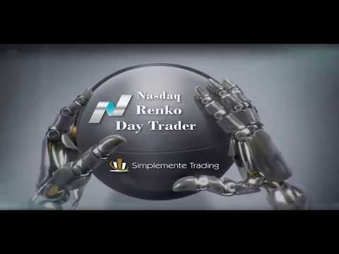 Nasdaq Renko Day Trader Automated Trading System