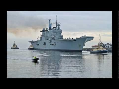 HMS Illustrious - R06