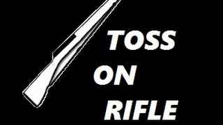 Color/WinterGuard: Tosses On Rifle