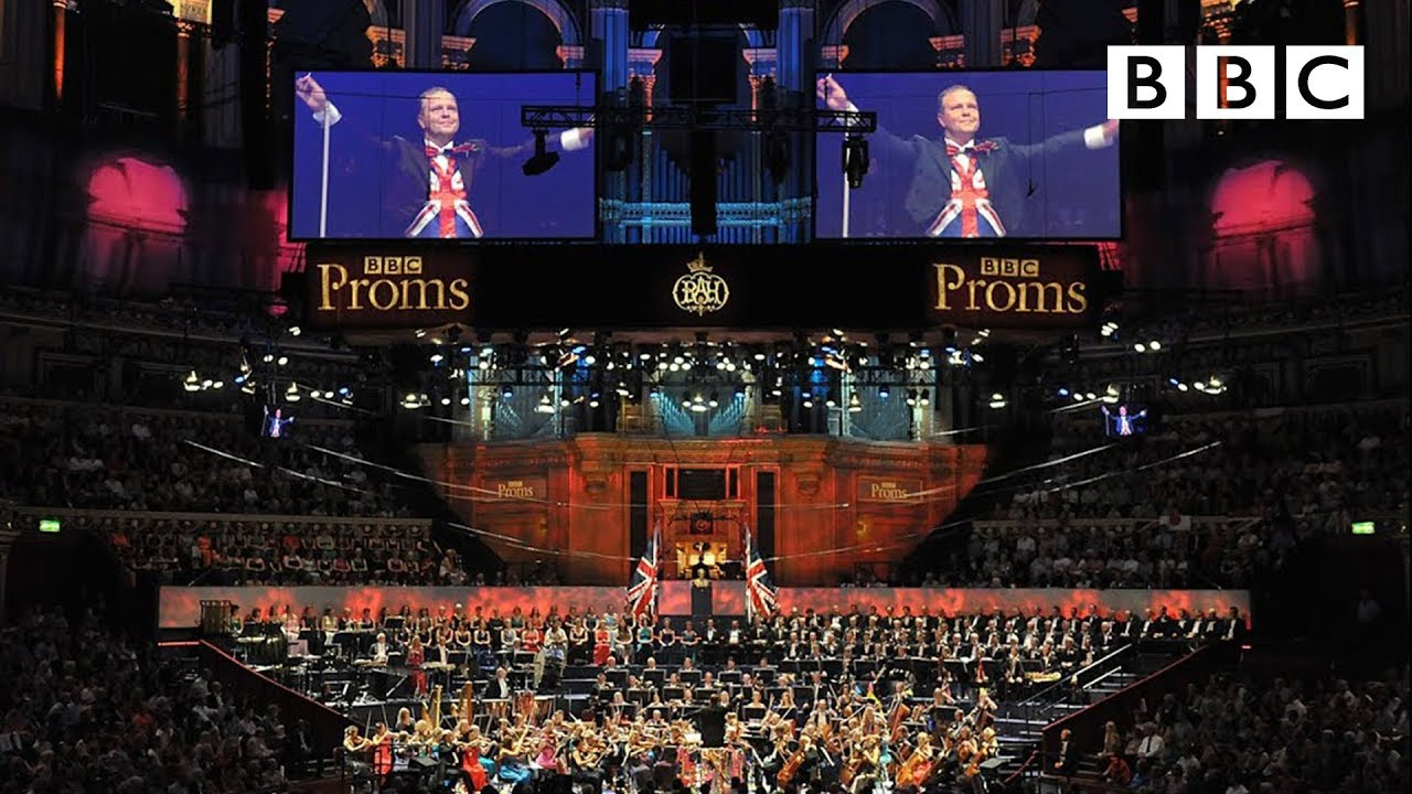 Elgar pomp and circumstance bbc proms 2014 youtube for Pomp and circumstance