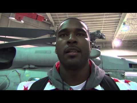 College Football Performance Awards - EJ Manuel Interview