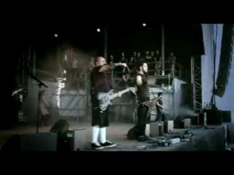 Static-X - Stingwray (live @ With Full Force 2009)