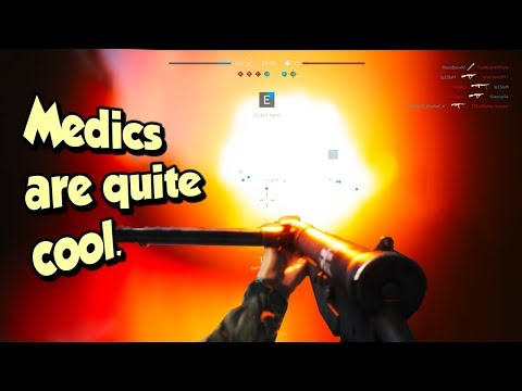 Medics have something the others dream of - Battlefield 5 thumbnail