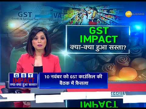 Have consumers received benefit of GST rate cut on products?
