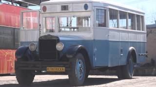 Реставрация автобуса ЗИС-8