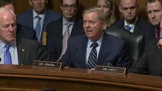 Graham: Kavanaugh allegations 'unethical sham'