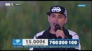 Jay C - Vai Dar Bum (Aqui Portugal) RTP1