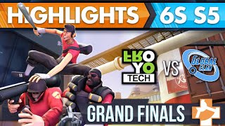 RGL 6s S5 GRAND FINALS: Froyotech vs GlobalClan Ice| Stream Highlights | 4/22/21