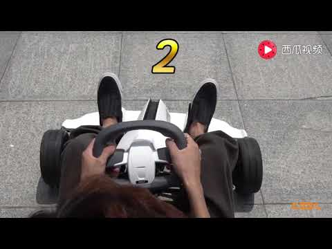 ninebot mini pro by segway go kart kit review youtube. Black Bedroom Furniture Sets. Home Design Ideas