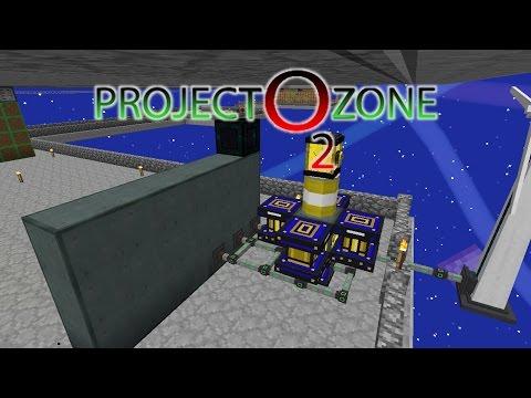 Project Ozone 2 Kappa Mode - POWER TRANSFER/STORAGE [E38] (Modded Minecraft Sky Block)