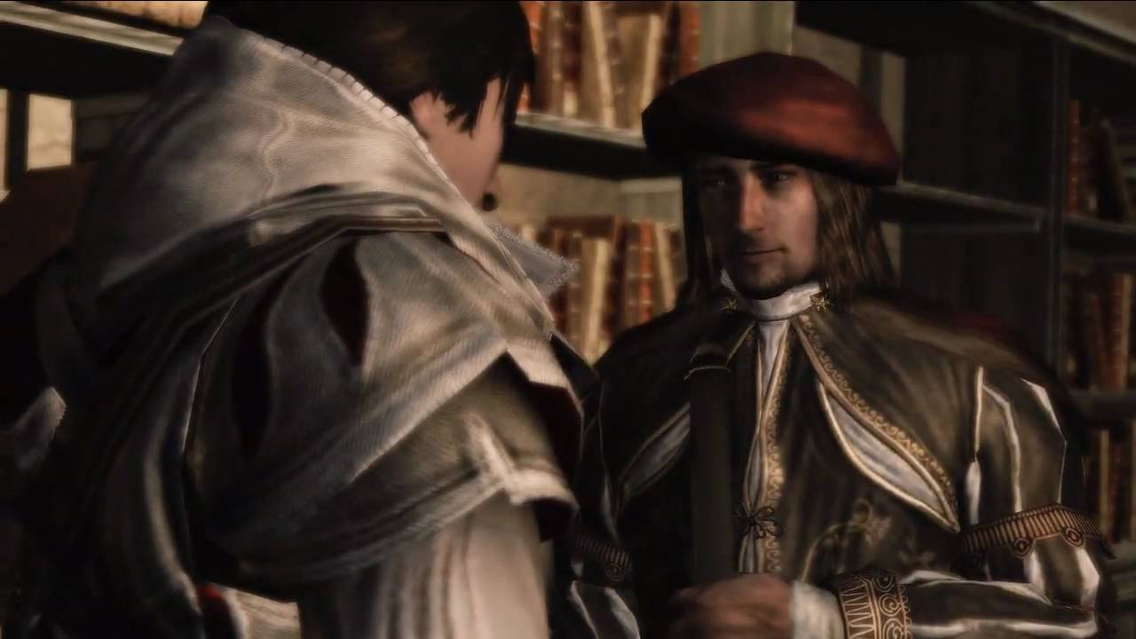 Assassin's Creed 2 - Launch Trailer - YouTube