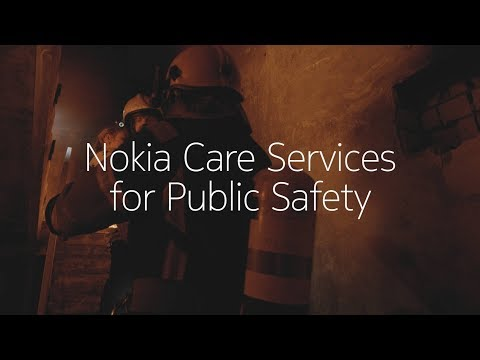 Care for Public Safety - when you need it, where you need it