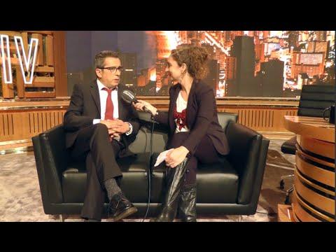 Andreu Buenafuente presenta en Movistar + &39;Late Motiv&39;