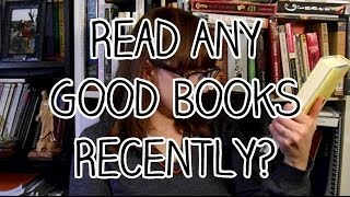 Read Any Good Books Recently?