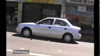 Pelas ruas de São Paulo em 1998 Parte 01