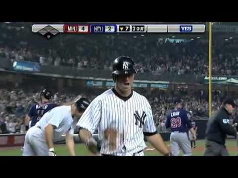 2009/05/15 Gardner's inside-the-park homer