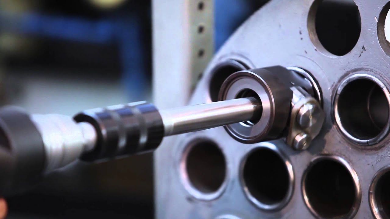 How To Expand Bead And Re Roll Boiler Tubes In One