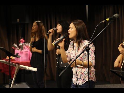 CMCC Praise & Worship - Susanna Min & Worship Team [2nd week, May 2015]