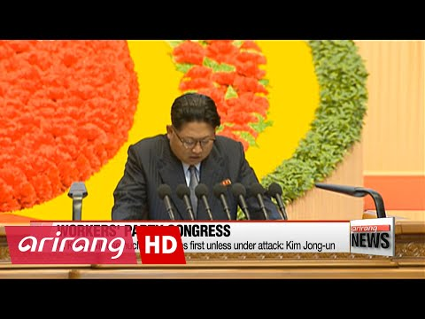 N. Korea won't use nuclear weapons unless under attack: Kim Jong-un