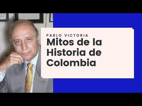 Historia de COLOMBIA por Pablo Victoria
