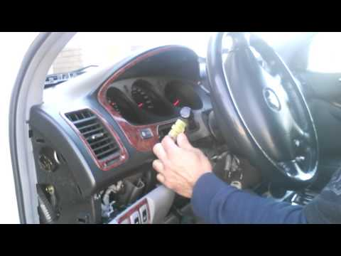 How to fix car indicator problems 04 Acura MDX