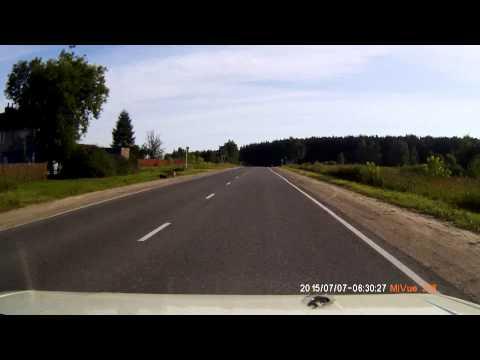 Юрьев-Польский - Иваново (через Гаврилов Посад, Тейково) 7.07.15г
