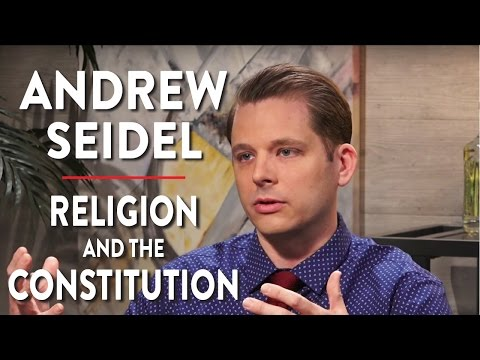 Religion vs The Constitution (Andrew Seidel Pt. 2)