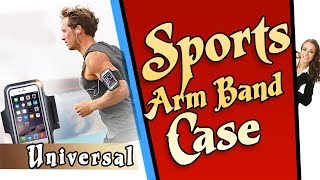 Universal Sports Arm Band Case Running Fitness Phone bag | Aliexpress Reviews ✪✪✪✪✪