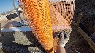Sam zbuduj swój dom! Jak zaizolować fundamenty ?   Instrukcja budowy domu krok po kroku.