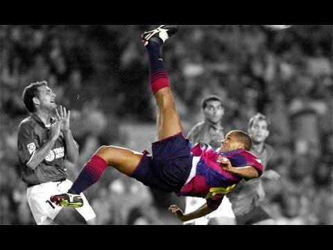 Rivaldo ● Top 10 Goals