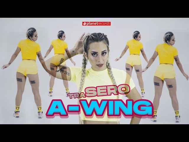 A-WING - traSERO (Official Video by Rou Roff) Reggaeton Cubaton 2020