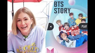 Download lagu Fans Play The New BTS World Game