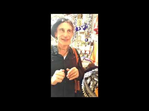 Dr. Cousens LIVE in Tel Aviv!