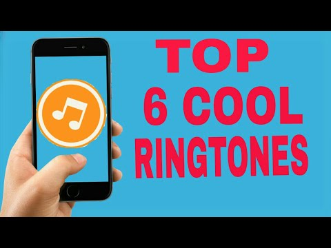 Top 6 Cool Ringtones For Android/iphone 2017(all Links Are In Discription)