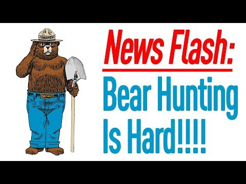 AZ Black Bear Hunting | Where Are The Bears?!?! (3 Hunts)