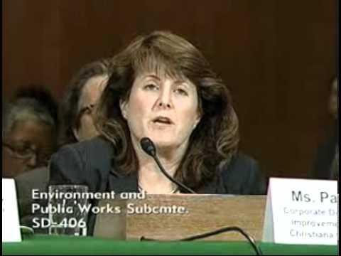 Patty Resnik Testifies Before the US Senate