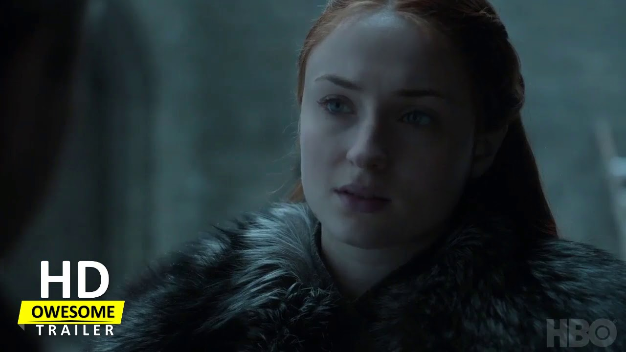 Download HOT : Game of Thrones Season 7 Comic-Con Trailer (2017) - TV Trailer - [720p]