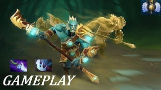 Dota 2 Phantom Lancer Ranked Gameplay Commentary [DIVINE 5]